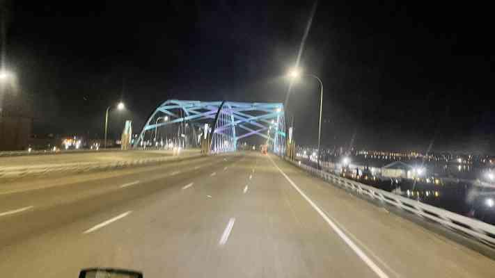 Providence River Bridge, Providence River Bridge, Providence, RI 02903, USA