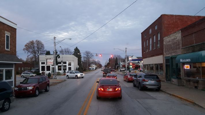 25 W Main St, Rossville, IN 46065, USA