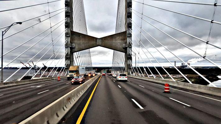 Dames Point Bridge, E Beltway 295, Jacksonville, FL 32226, USA