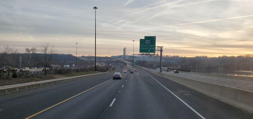 I-95, Oxon Hill, MD 20745, USA