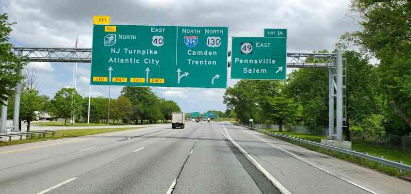 US-40, Pennsville, NJ 08070, USA