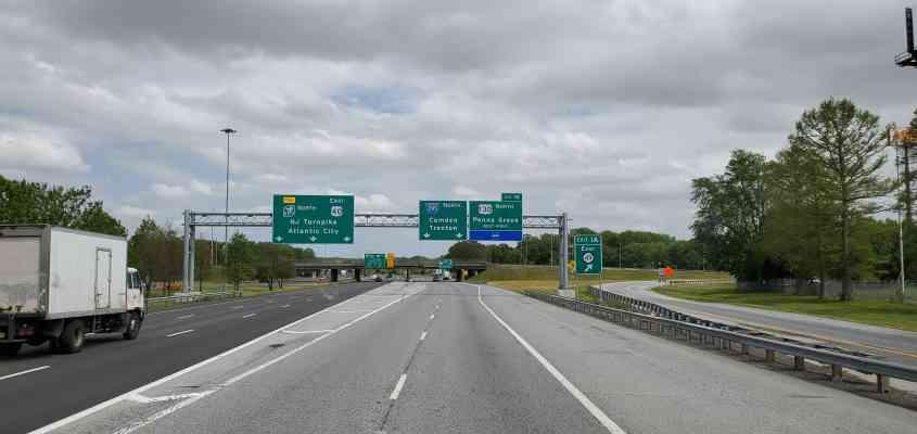 I-295, Pennsville, NJ 08070, USA