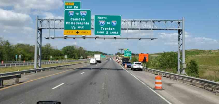 I-295, Westville, NJ 08093, USA