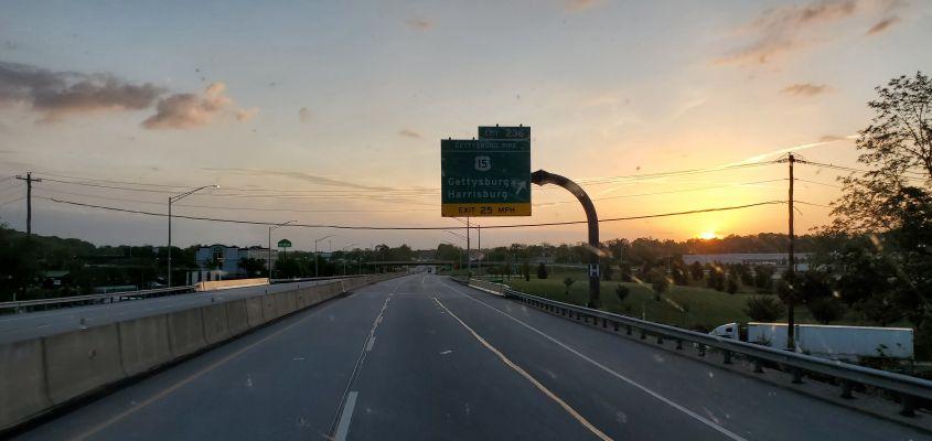 Pennsylvania Turnpike, Mechanicsburg, PA 17055, USA