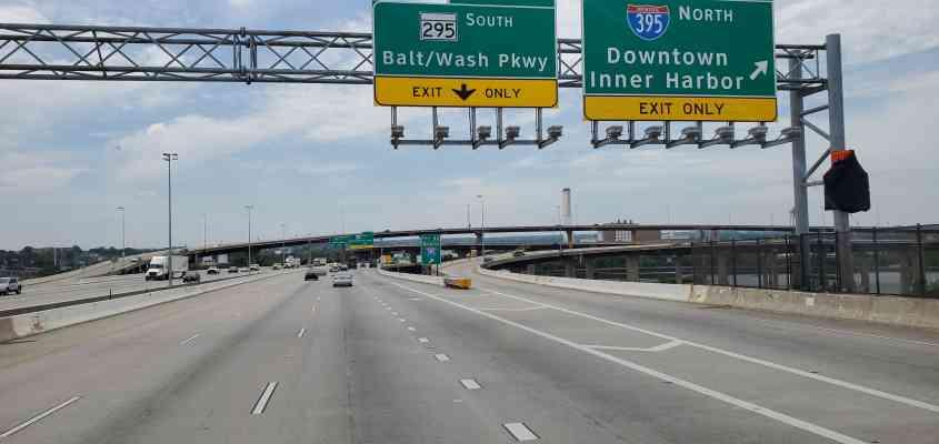 I-95, Baltimore, MD 21230, USA