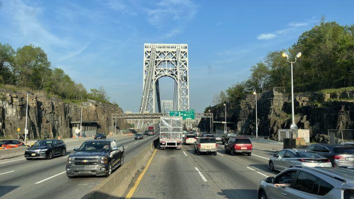 Interstate 95 Upper Level, Fort Lee, NJ 07024, USA