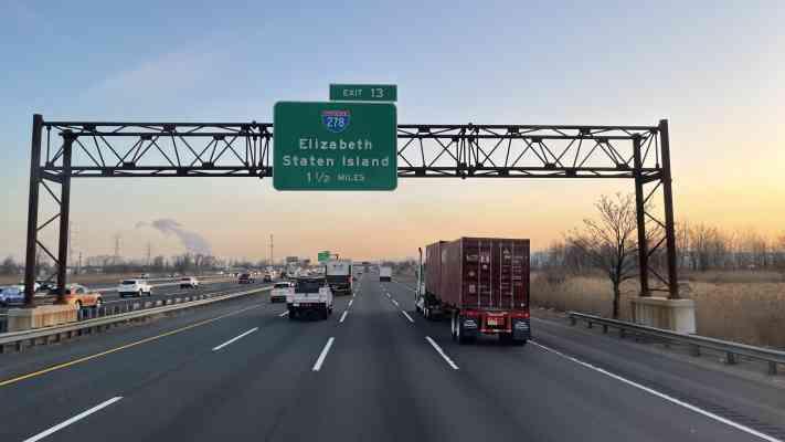 I-95, Linden, NJ 07036, USA