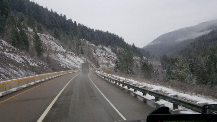 I-90, Saltese, MT 59867, USA