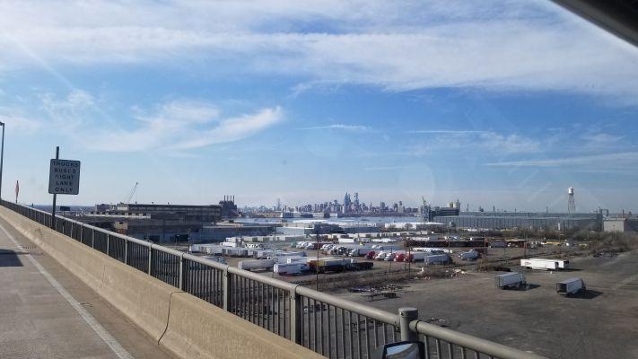 Walt Whitman Bridge, Gloucester City, NJ 08030, USA