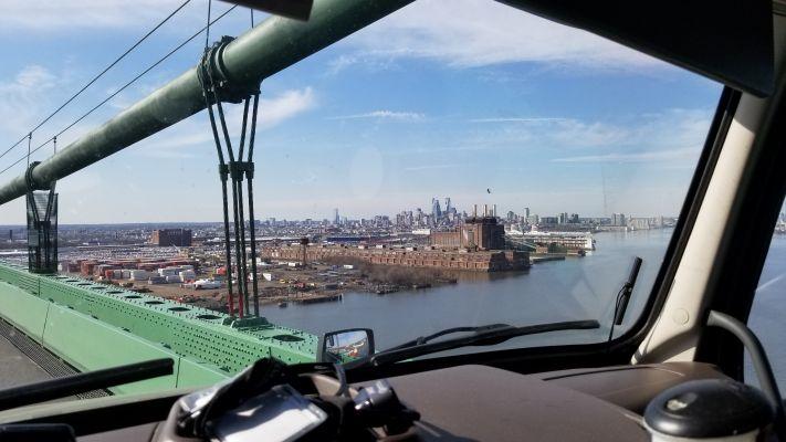 Walt Whitman Bridge, Camden, NJ 08104, USA